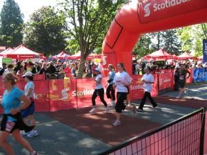 Scotiabank run pic