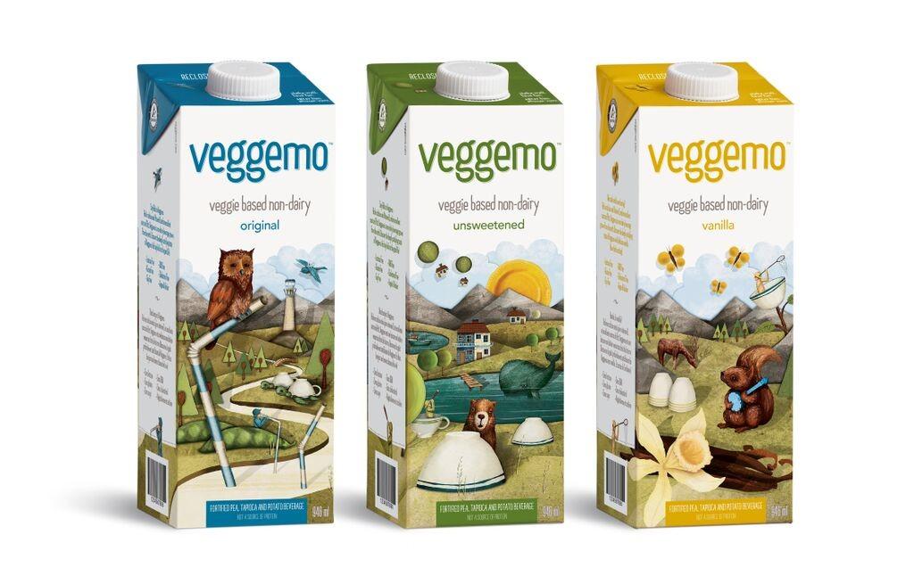 Veggemo Product Line-Up Image